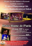 MOK- organizuje wyjazd do Teatru Muzycznego im. Danuty Baduszkowej w Gdyni