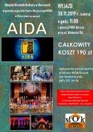 Zapraszamy do Teatru Muzycznego ROMA w Warszawie na musical AIDA