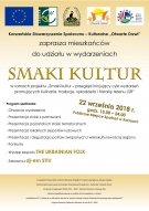 """""""Wielokulturowe wariacje kulinarne"""" oraz  """"Smaki Kultur"""""""