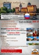 Zapraszamy na wycieczkę do Kaliningradu